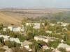Фрагмент поселка и школа