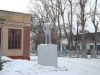 ДК, памятник Ленину и  Детский сад