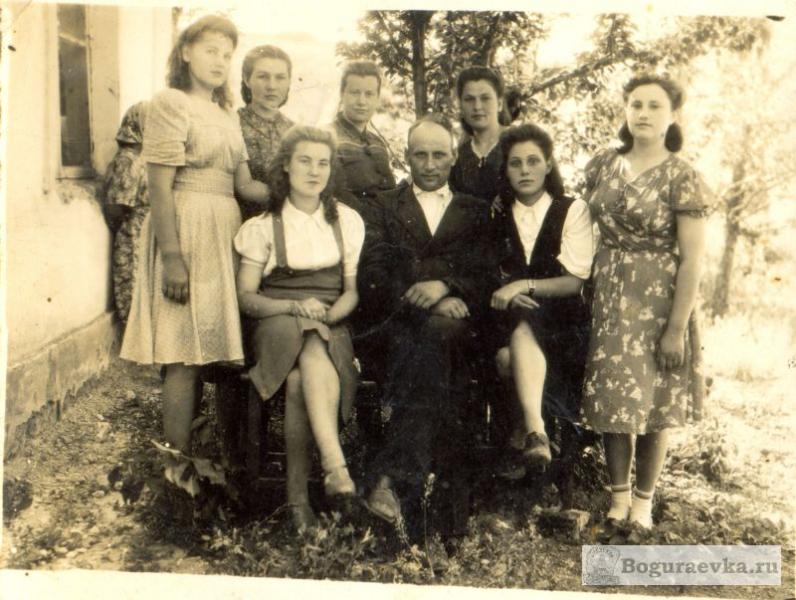 Первый коллектив Богураевской участковой больницы