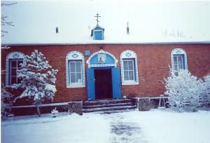 Церковь Петра и Павла  в х. Богураев