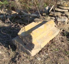 Каменный шестигранник